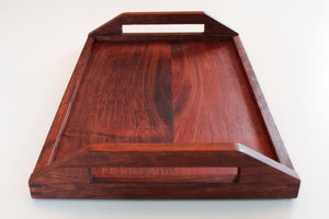 Bubinga Serving Tray