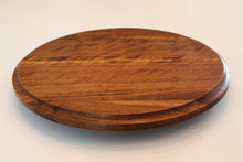 Load image into Gallery viewer, Walnut Lazy Susan