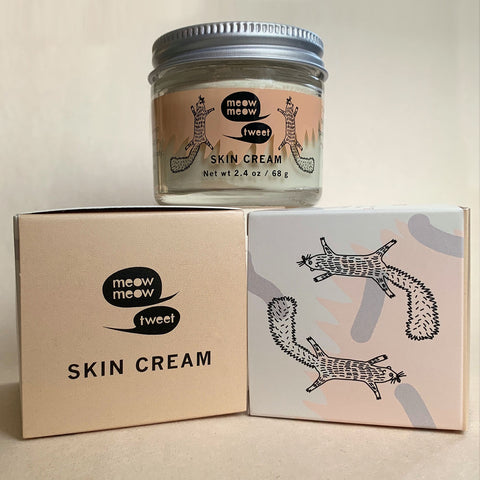 Vegan Sensitive Skin Cream