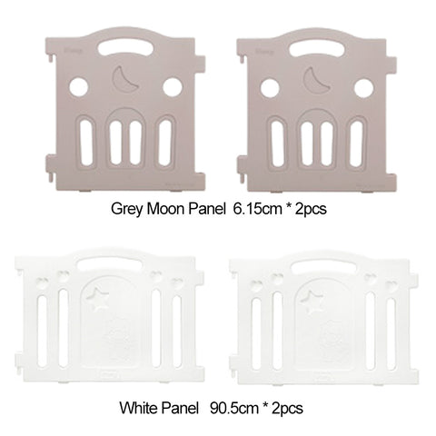 Ifam Marshmallow Plus Baby Room Extension Side Panels 4pcs