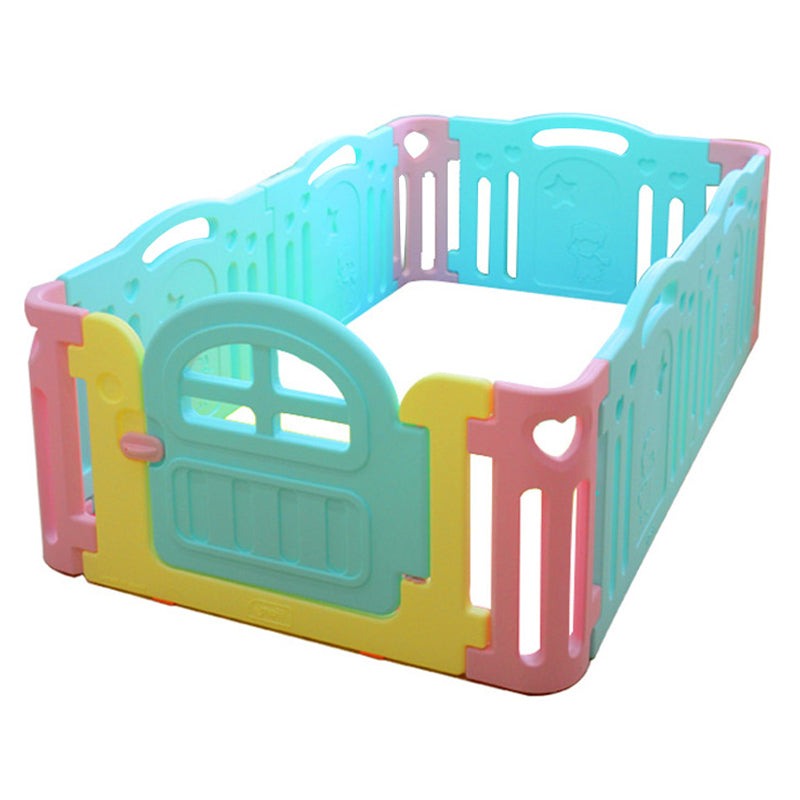 Ifam Fence Playpens Marshmallow Baby Room 6Pack