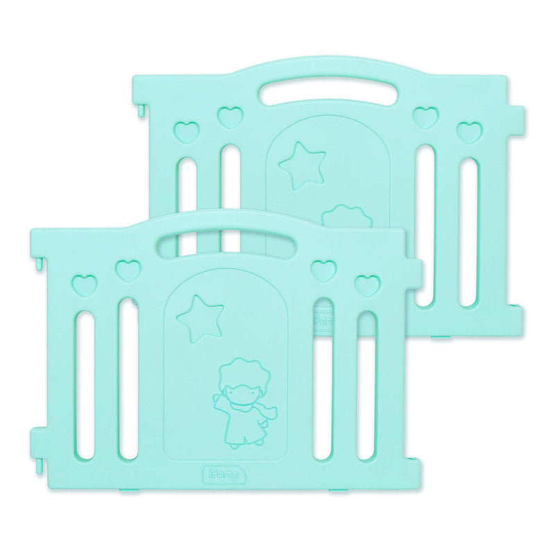 Ifam Marshmallow Play Yard Side Panel 2Pcs