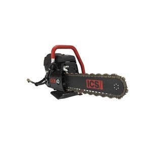 "ICS 576151 695XL-12 F4 Gas Powered Concrete Cutting Chainsaw Package with 12"" Guidebar and ProFORCE Chain"