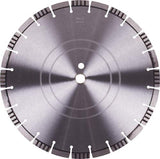 Made in USA Diamond Blade for Very Hard Aggregate, General Purpose, Brick, Block, Concrete (14 Inch)