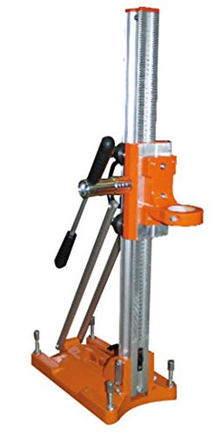 Drill Stand/Roller Carriage by Gölz for use with handheld Core Drill - Laser Pointer include