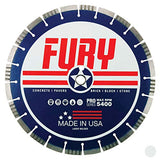 20 DB USA FURY