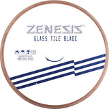Zenesis Glass Cutting Diamond Blade -Continuous Rim perfect for Tile Installers