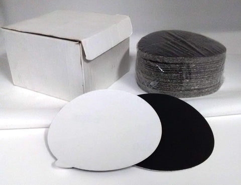5-Inch PSA Sanding Discs Silicon Carbide GRIT 320 for Stone, Glass and Marble - Pack 100 Discs