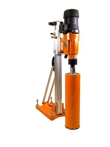 GOLZ DS250S CORE DRILL STAND ONLY