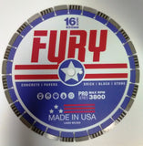 16 DB USA FURY