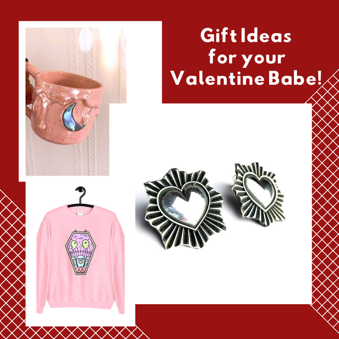 Gift Ideas for your Valentine Babe!