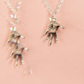 Witchy Palmistry Zodiac Hand Pendant - Left or Right - Pre Order