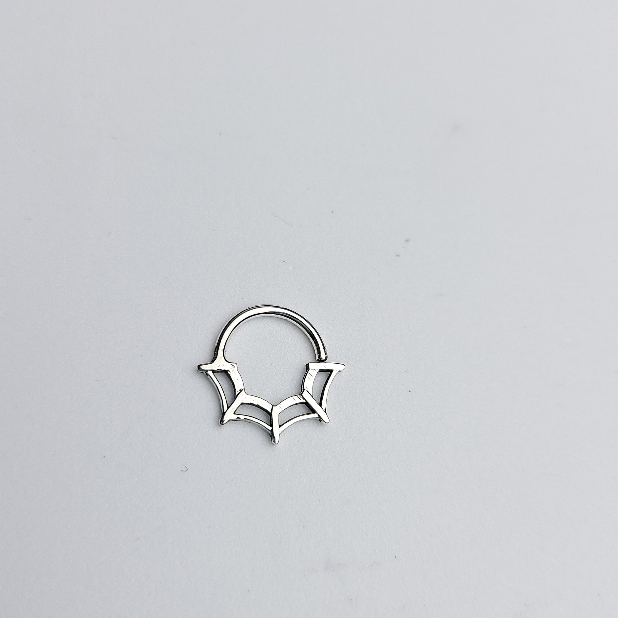Spiderweb Nose Ring