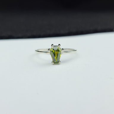 Slime Green Coffin Ring - Inchoo Bijoux