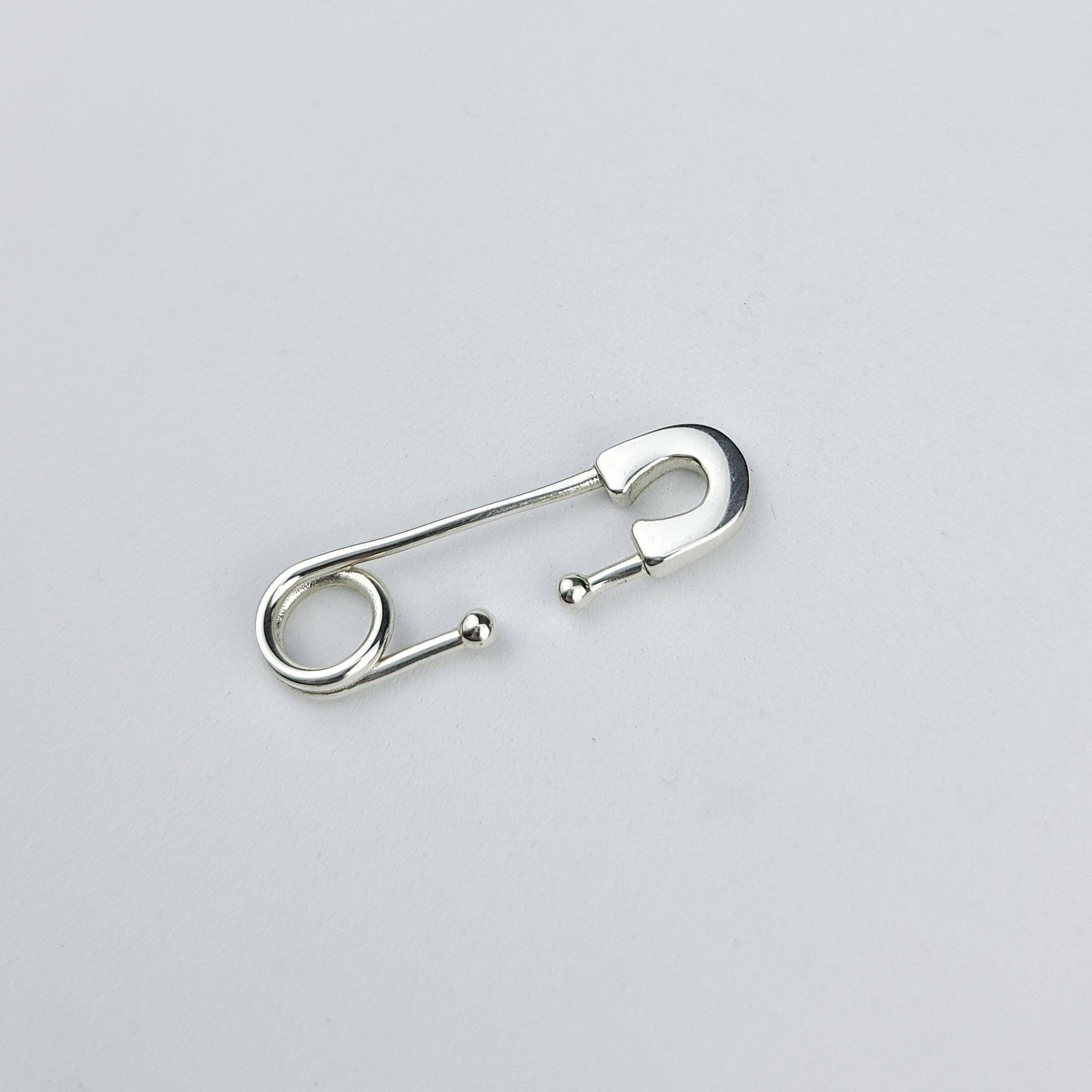 FAKE Safety Pin Septum / Faux Cartillage Piercing