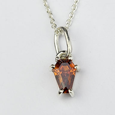 Blood Red Coffin Pendant - Inchoo Bijoux