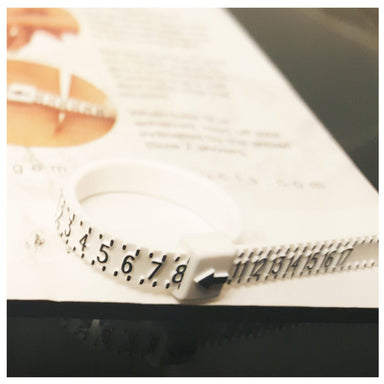 Multi Sizer Ring Sizing Gauge - Inchoo Bijoux