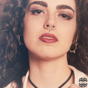 Studded Aura Septum - Inchoo Bijoux