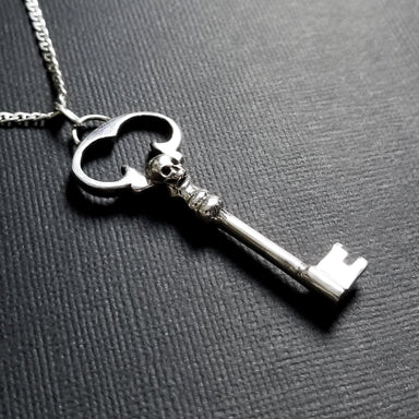The Devils Key Pendant - Inchoo Bijoux