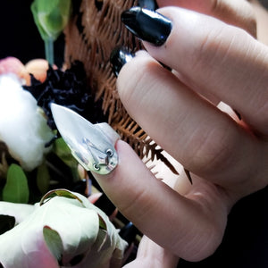 Inchoo Bijoux Stiletto Claw Ring - Inchoo Bijoux