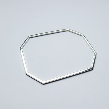 Octagon Bangle-Bracelet / Bangle-Inchoo Bijoux-Inchoo Bijoux
