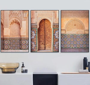 Andalusian Mosque - HAYA Home Decor