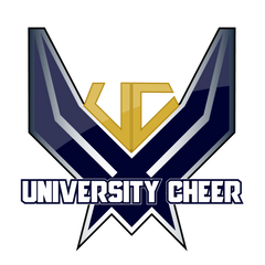 University Cheer Air Force