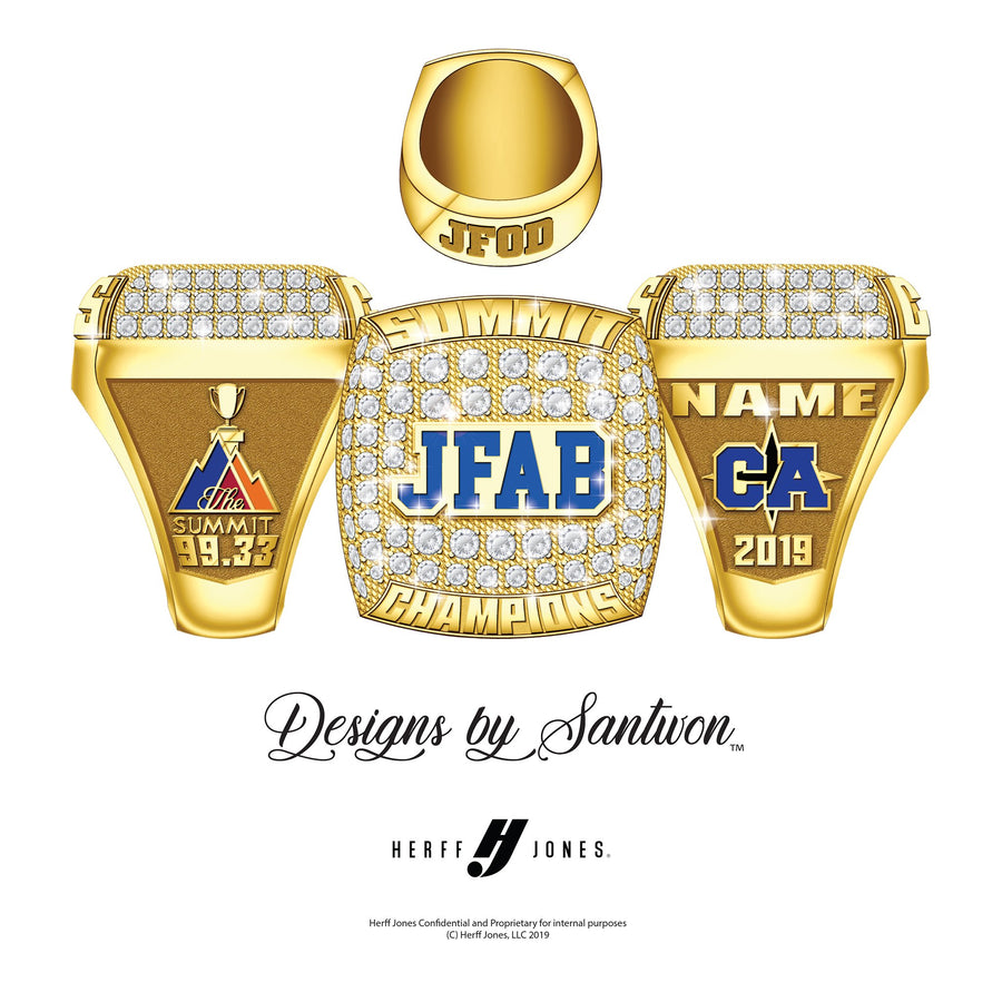 California Allstars JFAB - 2019 Summit (5X)