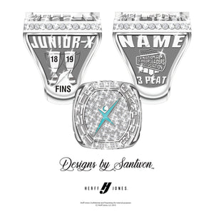 Cheer Extreme Jr Fins - 2019 Summit