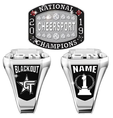 GYMTYME ALLSTARS - 2019 CHEERSPORT NATIONALS