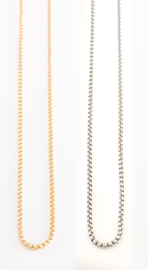 "Neck Chains 24"" and 30"""