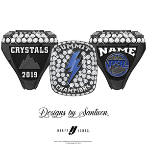 Palm Beach Lightning Crystals - 2019 D2 Summit