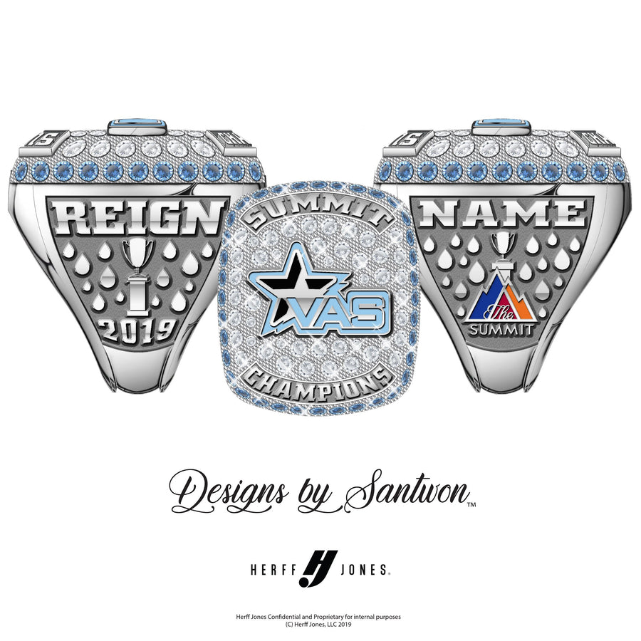 Vancouver All Stars Reign - 2019 Summit (3X)