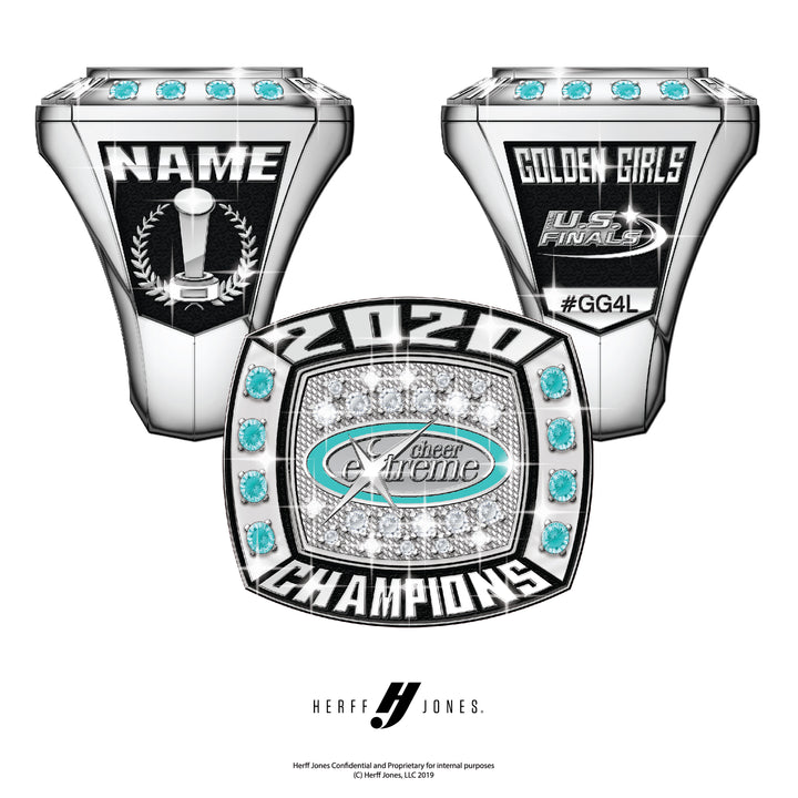 Cheer Extreme Golden Girls - 2020 US Finals