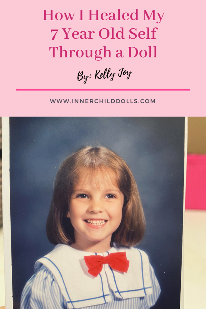 How I Healed My 7 Year old Self