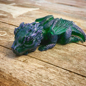 Balefire Dragon Hatchling