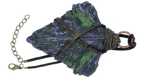 Load image into Gallery viewer, Balefire Wyvern Scale Pendant