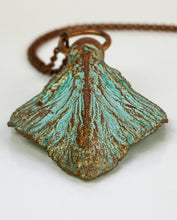 Load image into Gallery viewer, Copper Lung Scale Charm