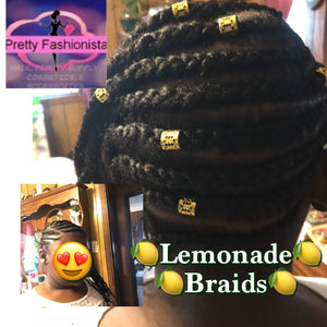 Braiding Services