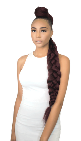 Urban Beauty Natural Queen B Ready 2 Braid Soft Jumbo