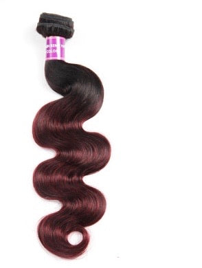Colorful Brazilian Body Wave