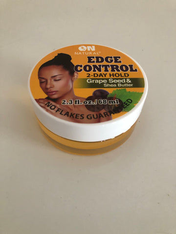 On Natural Edge Grape Seed & Shea Butter 2.3 oz.