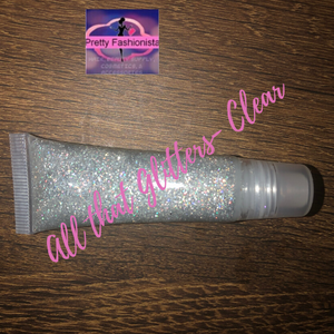 Wholesale All that Glitters-Clear Lipgloss