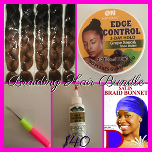 Braiding Hair Bundle