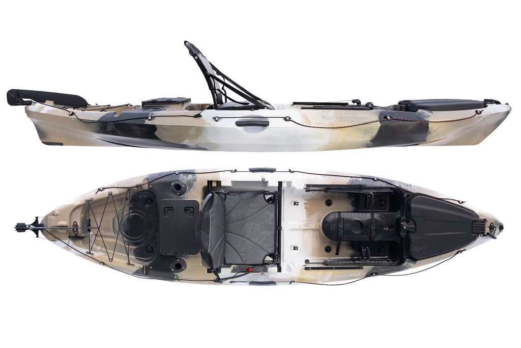 "Sit-On-Top LakeLand TRITON 10"" - LL kayaks"