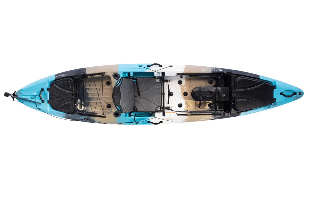 "Sit-On-Top LakeLand TRITON 13"" - LL kayaks"