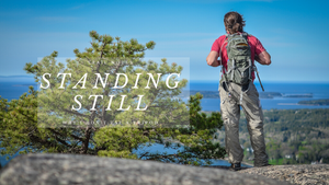 Standing Still: Why I Don't Use a Tripod
