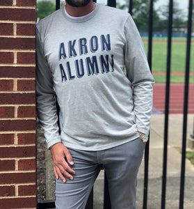Akron Alumni Long Sleeve T-shirt