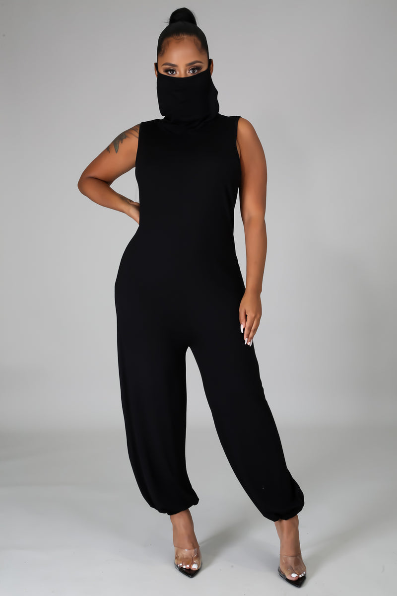Comfy With Me Jumpsuit - Classy & Sassy Styles Boutique