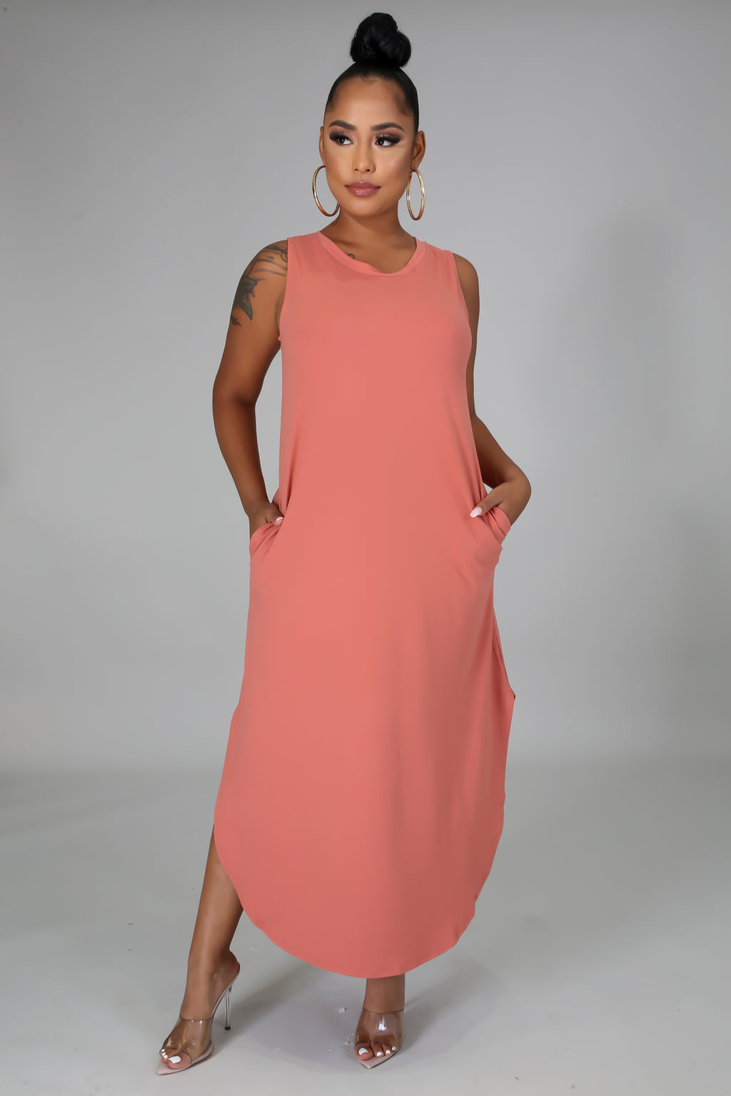 Waiting on You Dress - Classy & Sassy Styles Boutique